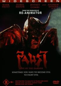 Faust: O Pesadelo Eterno - Poster / Capa / Cartaz - Oficial 2