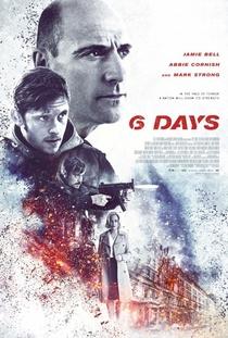6 Dias - Poster / Capa / Cartaz - Oficial 2