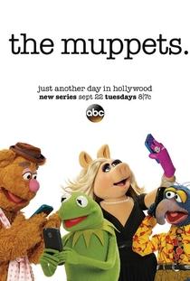 The Muppets (1ª Temporada) - Poster / Capa / Cartaz - Oficial 2