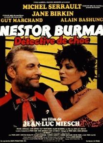 Nestor Burma, détective de choc - Poster / Capa / Cartaz - Oficial 1
