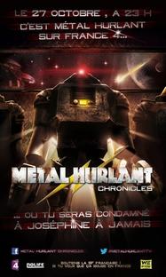 Métal Hurlant Chronicles (1ª Temporada) - Poster / Capa / Cartaz - Oficial 5