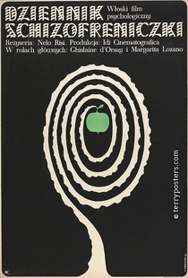 Diário de uma Garota Esquizofrênica - Poster / Capa / Cartaz - Oficial 1