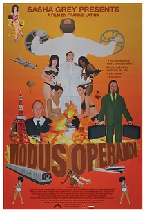 Modus Operandi - Poster / Capa / Cartaz - Oficial 2