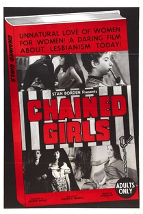 Chained Girls - Poster / Capa / Cartaz - Oficial 1