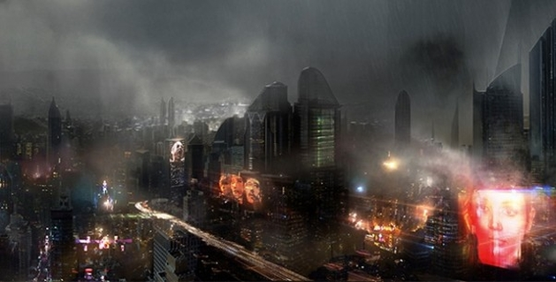 Blade Runner 2: Primeiras artes conceituais são divulgadas
