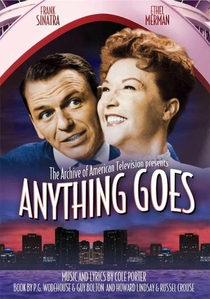 Anything Goes - Poster / Capa / Cartaz - Oficial 1