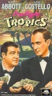 Uma noite nos trópicos - Poster / Capa / Cartaz - Oficial 1