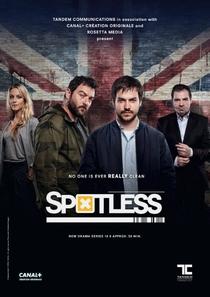 Spotless - Poster / Capa / Cartaz - Oficial 1
