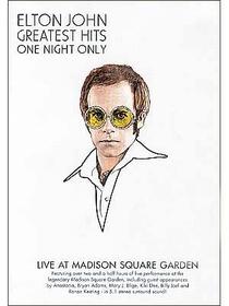 Elton John One Night Only – The Greatest Hits - Poster / Capa / Cartaz - Oficial 1