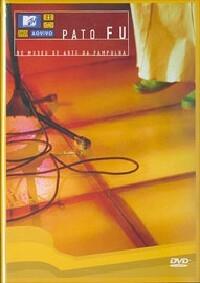 Pato Fu - MTV Ao Vivo: no Museu de Arte da Pampulha - Poster / Capa / Cartaz - Oficial 1