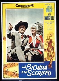 O Xerife do Queixo Quebrado - Poster / Capa / Cartaz - Oficial 6