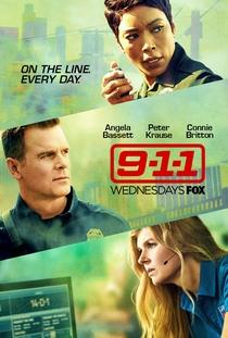 9-1-1 (1ª Temporada) - Poster / Capa / Cartaz - Oficial 2