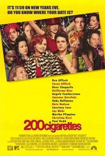 200 Cigarros - Poster / Capa / Cartaz - Oficial 1