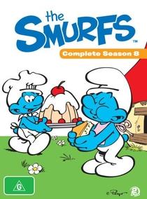 Os Smurfs (8° Temporada) - Poster / Capa / Cartaz - Oficial 1