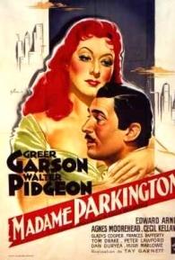 Mrs. Parkington, A Mulher Inspiração - Poster / Capa / Cartaz - Oficial 1