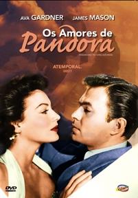 Os Amores de Pandora - Poster / Capa / Cartaz - Oficial 3