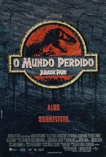 O Mundo Perdido: Jurassic Park - Poster / Capa / Cartaz - Oficial 1