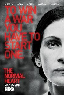 The Normal Heart - Poster / Capa / Cartaz - Oficial 3