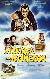 A Dança dos Bonecos - Poster / Capa / Cartaz - Oficial 1