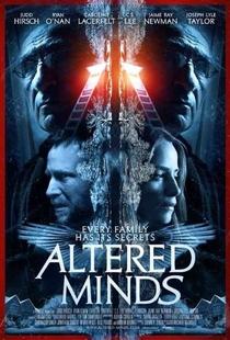 Altered Minds - Poster / Capa / Cartaz - Oficial 1