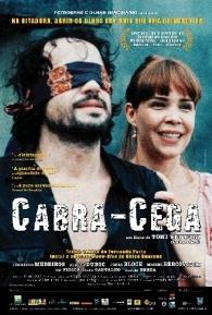 Cabra-Cega - Poster / Capa / Cartaz - Oficial 1