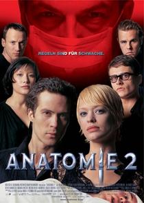 Anatomia 2 - Poster / Capa / Cartaz - Oficial 3
