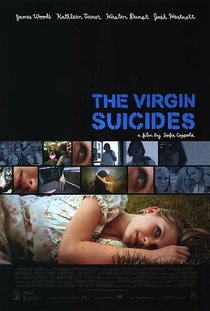 As Virgens Suicidas - Poster / Capa / Cartaz - Oficial 5