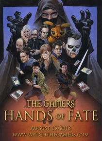 The Gamers: Hands of Fate - Poster / Capa / Cartaz - Oficial 1