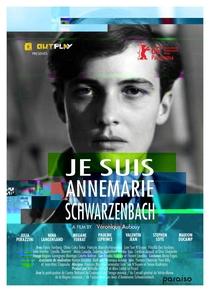 Je suis Annemarie Schwarzenbach - Poster / Capa / Cartaz - Oficial 1