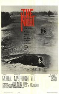 A Noite - Poster / Capa / Cartaz - Oficial 5