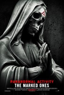 Atividade Paranormal: Marcados pelo Mal  - Poster / Capa / Cartaz - Oficial 1