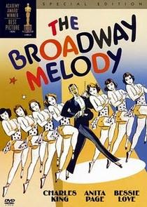 Melodia na Broadway - Poster / Capa / Cartaz - Oficial 1