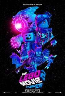 Uma Aventura LEGO 2 - Poster / Capa / Cartaz - Oficial 4