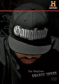 Gangland (3ª Temporada) - Poster / Capa / Cartaz - Oficial 1