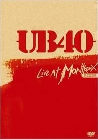 UB40 - Live At Montreux - Poster / Capa / Cartaz - Oficial 1