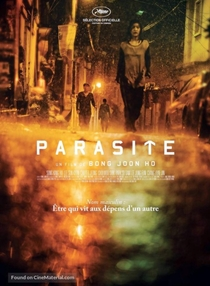 Parasita - Poster / Capa / Cartaz - Oficial 13