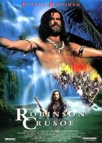 Robinson Crusoé - Poster / Capa / Cartaz - Oficial 2