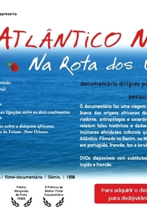 Atlântico Negro - Na Rota dos Orixás - Poster / Capa / Cartaz - Oficial 2