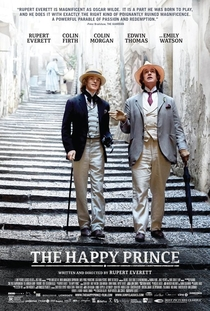 The Happy Prince - Poster / Capa / Cartaz - Oficial 1
