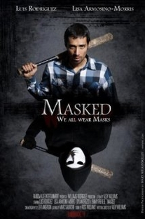 Masked - Poster / Capa / Cartaz - Oficial 1