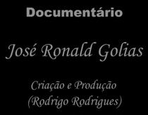 Documentário: Ronald Golias - Poster / Capa / Cartaz - Oficial 1