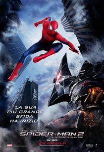O Espetacular Homem-Aranha 2: A Ameaça de Electro - Poster / Capa / Cartaz - Oficial 15