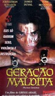 Geração Maldita - Poster / Capa / Cartaz - Oficial 4