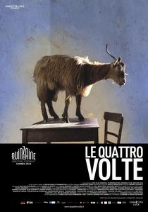 As Quatro Voltas - Poster / Capa / Cartaz - Oficial 2