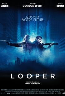 Looper - Assassinos do Futuro - Poster / Capa / Cartaz - Oficial 8