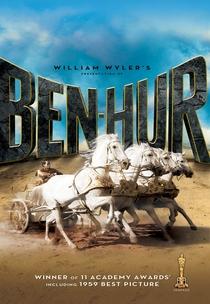Ben-Hur - Poster / Capa / Cartaz - Oficial 7