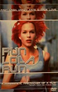 Corra, Lola, Corra - Poster / Capa / Cartaz - Oficial 7