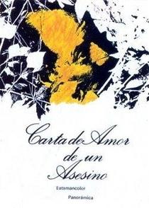 Carta de Amor de un Asesino - Poster / Capa / Cartaz - Oficial 1