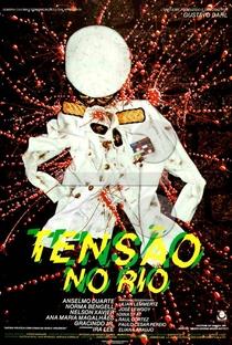 Tensão no Rio - Poster / Capa / Cartaz - Oficial 1