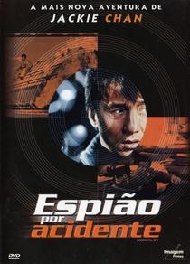 Espião por Acidente - Poster / Capa / Cartaz - Oficial 1
